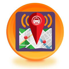 Overt Vehicle Tracking For Theft Monitoring in Southampton